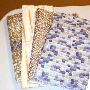 Sewing Quilt Hoffman International Fabrics